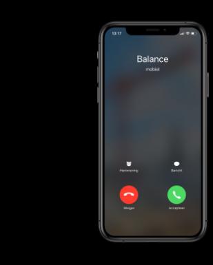 Neem contact op met Balance